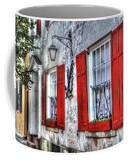 Historic Charleston Pirates House Coffee Mug