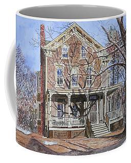 Historic Home Westifled New Jersey Coffee Mug