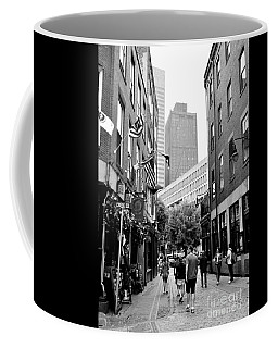 Historic Union Street Boston Ma Coffee Mug