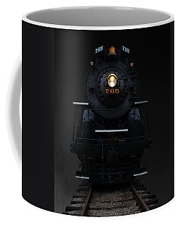 Historical 765 Steam Engine Coffee Mug