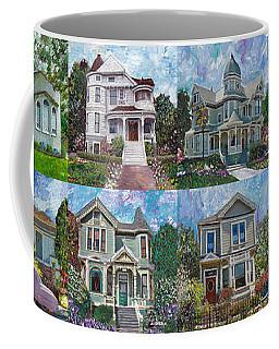 Historical Homes Coffee Mug