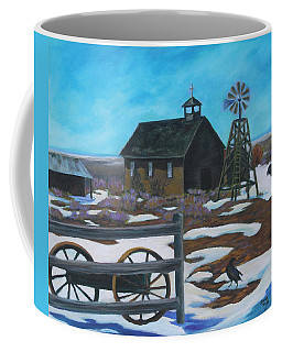History In The High Desert Coffee Mug