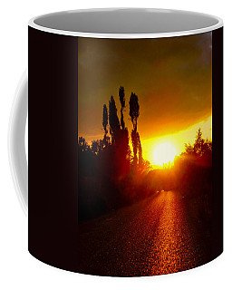 Coffee Mug featuring the photograph Hit The Road Jack by Zafer Gurel