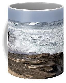 Hittin The Breakers Coffee Mug