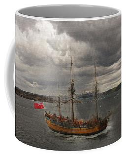 Hmb Endevour Coffee Mug by Miroslava Jurcik