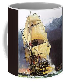 Hms Victory Coffee Mug
