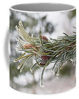 Hoar Frost Coffee Mug