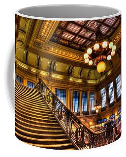 Hoboken Terminal Coffee Mug