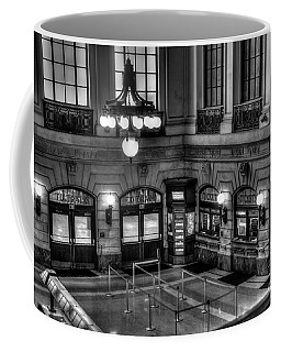 Hoboken Terminal Waiting Room Coffee Mug