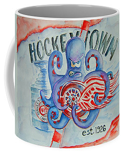 Hockeytown Coffee Mug