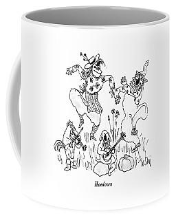 Hoedown Coffee Mug