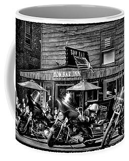 Hogs At The Tow Bar Inn - Old Forge New York Coffee Mug