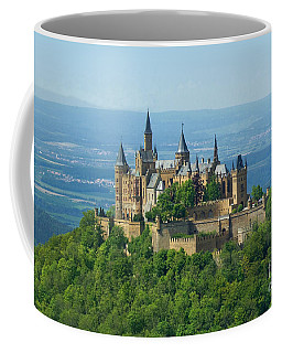 Hohenzollern Castle 5 Coffee Mug