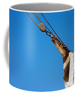 Hoist The Sails. Coffee Mug