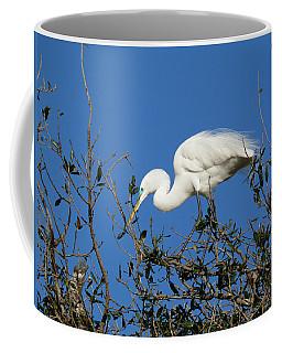 Hold On I'm Coming Coffee Mug