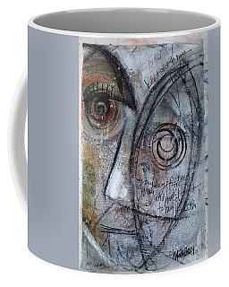 Hold Tight To My Faith Coffee Mug