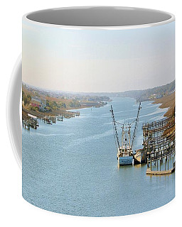 Holden Beach In Nc Coffee Mug