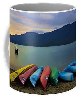 Holding On To Summer Coffee Mug