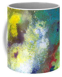 Holding The High Watch Canvas Two Coffee Mug