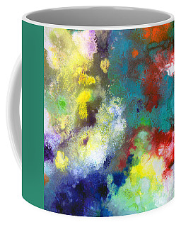 Holding The High Watch Canvas Two Coffee Mug