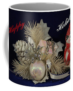 Holiday Greeting Coffee Mug