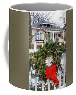 Holiday In The Neighborhood Coffee Mug