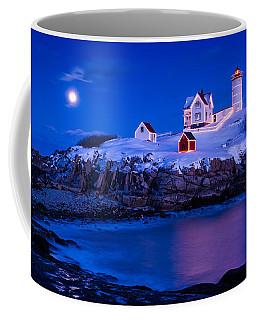 Holiday Moon Coffee Mug
