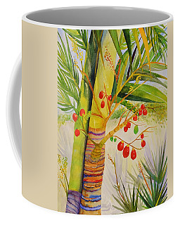 Holiday Palm Coffee Mug