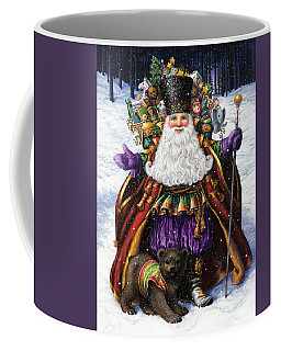 Holiday Riches Coffee Mug