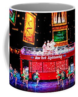 Coffee Mug featuring the photograph Holiday Sightseeing by Mike Martin