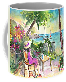 Holidays In Saint Martin Coffee Mug