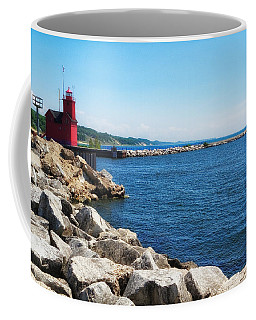 Holland Harbor Light Coffee Mug
