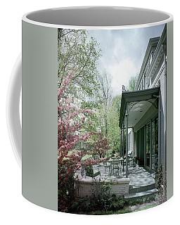 Hollis Baker's Patio Coffee Mug