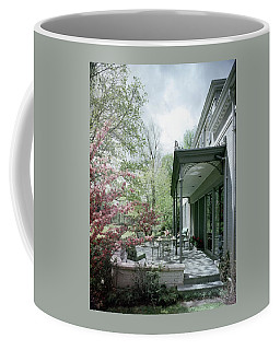 Hollis Baker's Patio Coffee Mug