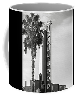 Hollywood Landmarks - Hollywood Theater Coffee Mug