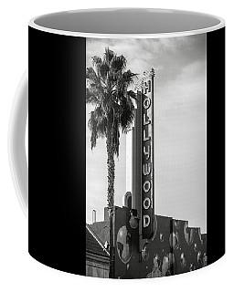 Hollywood Landmarks - Hollywood Theater Coffee Mug
