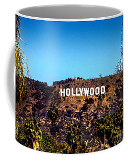 Hollywood Sign Coffee Mug