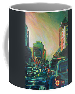 Hollywood Sunshower Coffee Mug