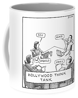 Hollywood Think Tank Coffee Mug