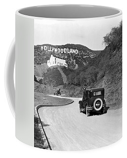 Hollywoodland Coffee Mug