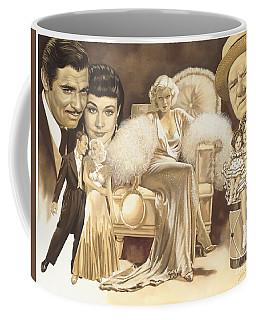 Hollywoods Golden Era Coffee Mug