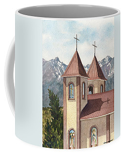 Steeple Coffee Mugs