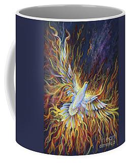 Holy Fire Coffee Mug