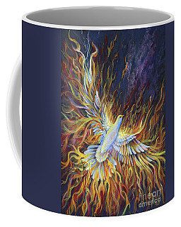 Holy Fire Coffee Mug
