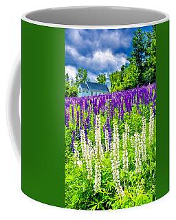 Holy Lupines Coffee Mug