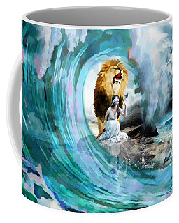 Holy Roar Coffee Mug
