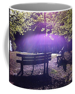 Holy Spirit Appears Sunday Morning Coffee Mug