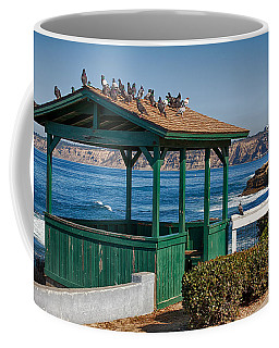Home By The Sea Coffee Mug