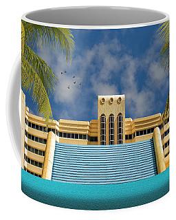 Home For The Winter Coffee Mug