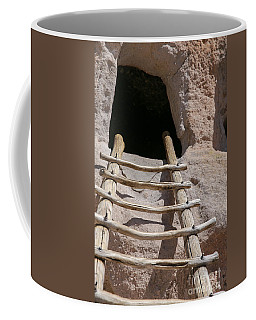 Home In Frijoles Canyon Coffee Mug